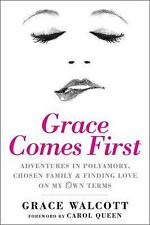 Wide Open by Gracie X and Grace Walcott (2015, Advanced Reader Copy)