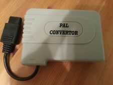 Super Nintendo/Super Famicom PAL to NTSC Video Converter Nintendo N64 GameCube
