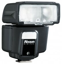 Nissin i40 For Fujifilm-X / Powerful compact flash