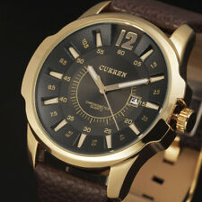 Vintage Dress Men's Quartz Wrist Watch Luxury Brand Business Casual Male Relojes