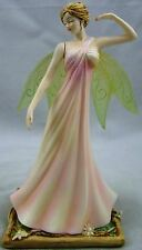 Cammomile Fairy  Figurine - Lisa Steinke - Green Magick Collection - Munro Gifts