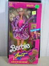 "1989 ""BARBIE AND THE BEAT"" BARBIE DOLL & 1991 TOYS R US ""SWEET ROMANCE"" BARBIE"