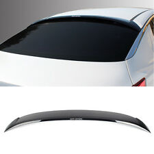 Smoke Rear Window Roof Lip Spoiler Visor Molding K995 For KIA 2011-13 Optima K5