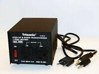 300 W Watt Step Up/Down Travel Voltage Converter Transformer Adapter 110V / 220V