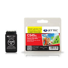JET TEC C545XL HIGH QUALITY REMANUFACTURED CANON PG-545XL BLACK INK CARTRIDGE