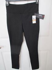 NWT Counterparts Black Tummy Control Slimming Stretch Pull-On Pants - PS - $44.