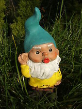 """.LATEX MOULD/MOULDS/MOLD. 6""""  GNOME TOUCHING HIS EAR"""