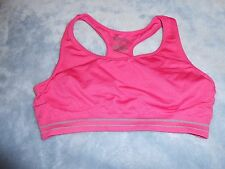 Womens Balance Collection Pink Sports Bra - Size Small - Pre-owned Good Shape