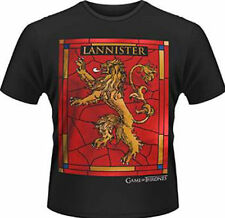 Game Of Thrones T-Shirt House Lannister Größe M (medium) NEU