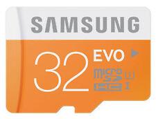 Samsung EVO 32 GB, Class 10 (48MB/s) - microSDHC Karte - (MB-MP32DA/EU)