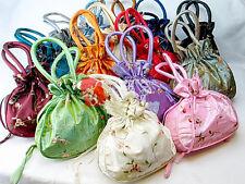 Wholesale Lot of 10 pcs Women's Embroider Brocade Handbag Bag