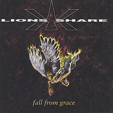 Lion's Share Fall From Grace Used CD,2000