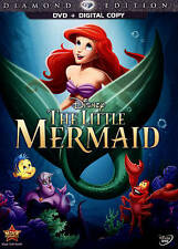 The Little Mermaid Diamond Edition (Blu-ray/DVD 2013 Release)