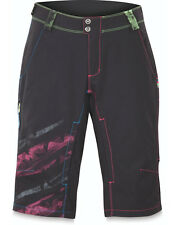 Dakine MODE Womens Mountain Bike Shorts Black Medium NEW