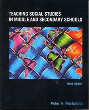 Teaching Social Studies in Middle and Secondary Schools (3rd Edition)