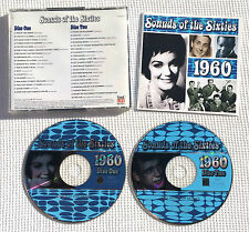 Sounds of the sixties 1960 (time life) RARE CD TL SCC/17 Holland B.V