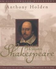 William Shakespeare: An Illustrated Biography-ExLibrary