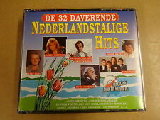 2-CD BOX / 32 DAVERENDE NEDERLANDSTALIGE HITS