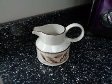 MIDWINTER STONEHENGE WILD OATS SMALL MILK JUG / CREAMER