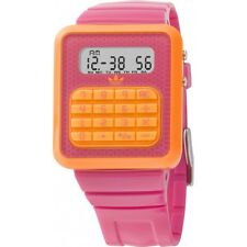 New Adidas ADH4021 Taipei Calculator Pink Watch
