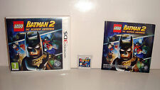 JEU NINTENDO 3DS - BATMAN 2 DC SUPER HEROES LEGO COMPLET