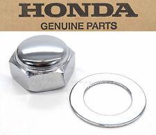 New Genuine Honda Steering Stem Nut 1969-1994 CT70 1969 CT90 Trail 70 OEM #D64