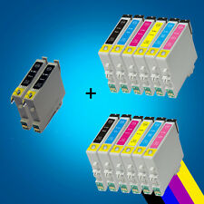 14 Ink Cartridge Replace for Epson R200 R220 R300 R300M R320 600 630 640 500 2