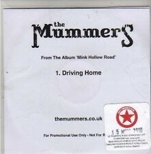 (CB737) The Mummers, Driving Home - 2010 DJ CD