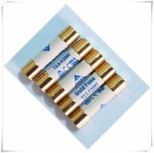 AMR Audio 90% Silver Alloy Fuse Tube 5x20mm 250mA / 0.25A  (Slow Blow)