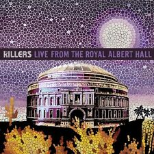 Live from the Royal Albert Hall The Killers CD