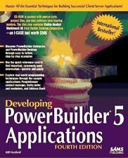 Developing Powerbuilder 5 Applications