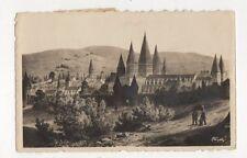 Cluny France 1948 RP Postcard 943a