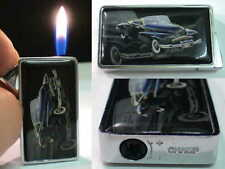 Briquet Ancien @ CHAMP design Voiture @ Vintage gas Lighter Feuerzeug Accendino