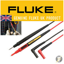 Genuine Fluke TL175 TwistGuard Unique Multimeter & Clampmeter Test Lead Set