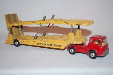 Corgi Major toys Carriemore Car Transporter with Bedford Tactor unit.