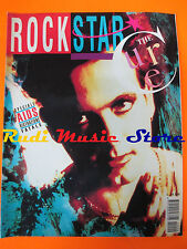 rivista ROCKSTAR 144/1992 Cure Sonic Youth Tracy Chapman 99 Posse (*)  No cd