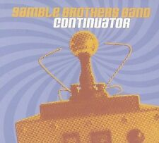 Continuator * by Gamble Brothers Band (CD, Feb-2006, Archer Records)
