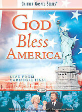 NEW-Bill and Gloria Gaither and Their Homecoming Friends: God Bless America(DVD)
