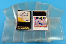 TurboGrafx 16 PC Engine Game HU Card Sleeves Brand NEW Pack of 10 Turbo Grafx