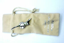 Air France Concorde Pin. Official gift with Suedette Pouch