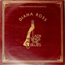 DIANA ROSS 'LADY SINGS THE BLUES' UK DOUBLE SOUNDTRACK LP
