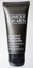 CLINIQUE FOR MEN OIL CONTROL MATTIFYING MOISTURIZER 1.4 oz BRAND NEW FRESH