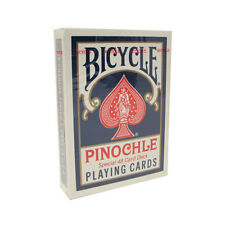 Bicycle Pinochle (Blue) Playing Cards Deck