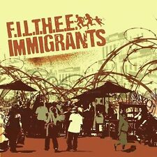 Filthee Immigrants by Filthee Immigrants (CD, May-2004, Chokehold Records)