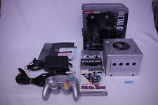 [Free EMS Very fast] Gamecube Console Metal Gear Solid Twin Snakes Nintendo