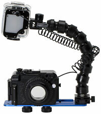 Fuji Underwater Flash Package For Housings With 1/4-20 Single/Dual Bolts