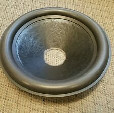 "15 inch Subwoofer cone 15"" fits most DC Sundown Fi AA B2 RE products"