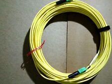 SC/APC to SC/APC simplex patch cord 24 meter
