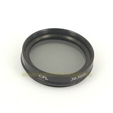 30.5 30.5mm Circular Polarizing C-PL PL-CIR CPL Filter
