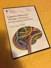 The Great Courses: Cognitive Behavioral Therapy: Techniques for retaining Your